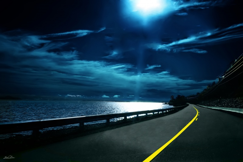 night-road-background-22